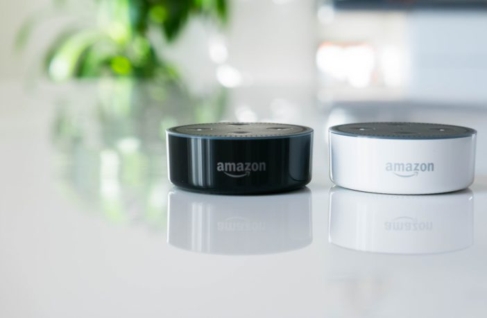 2 Amazon Echo Dots 1920x1080
