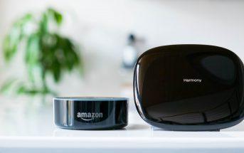 Amazon Alexa mit Logitech Harmony Hub und IFTTT