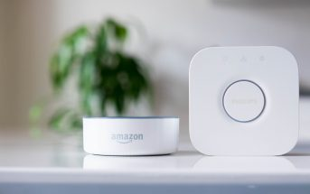 Amazon Alexa und Philips Hue