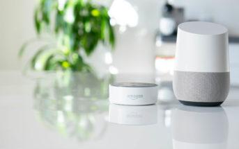 Unterschiede zwischen Amazon Alexa und Google Home