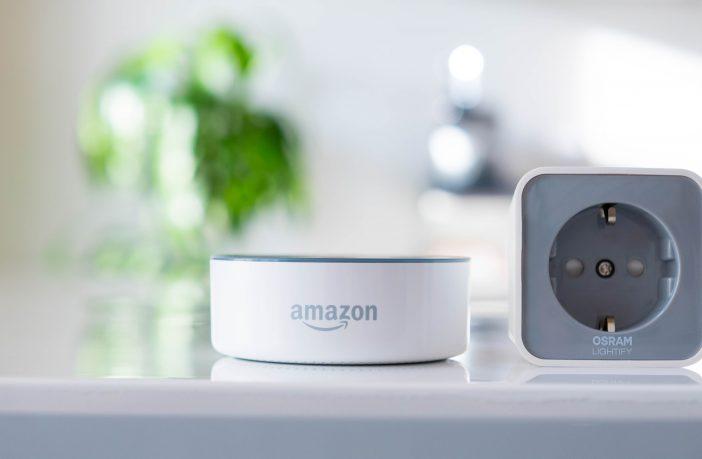 Die Osram Smart+ Plug Steckdose mit Amazon Alexa steuern!