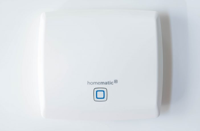 Homematic IP Access Point vorne