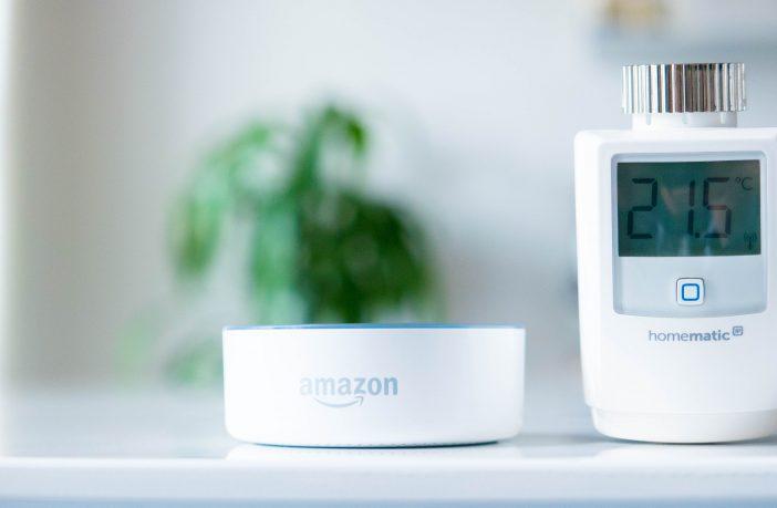 Heizkörperthermostate für Amazon Alexa in der Übersicht