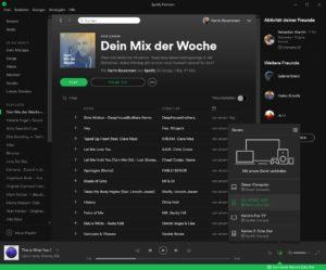 Musikdienste für Amazon Alexa Spotify