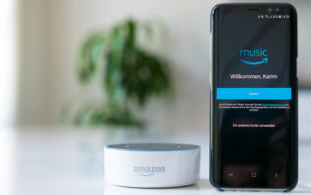 Amazon Prime Music mit Amazon Alexa hören