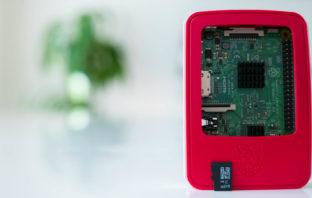 Betriebssystem auf dem Raspberry Pi installieren