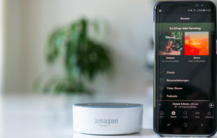 Spotify mit Amazon Alexa