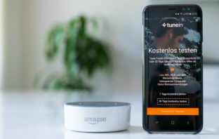 TuneIn mit Amazon Alexa