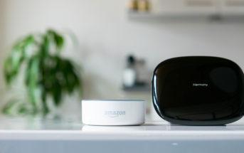 Logitech Harmony Hub mit Amazon Alexa steuern