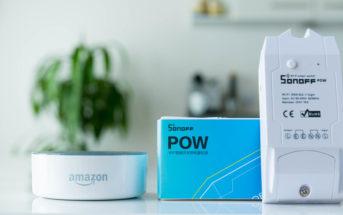 Itead Sonoff Geräte mit Amazon Alexa steuern