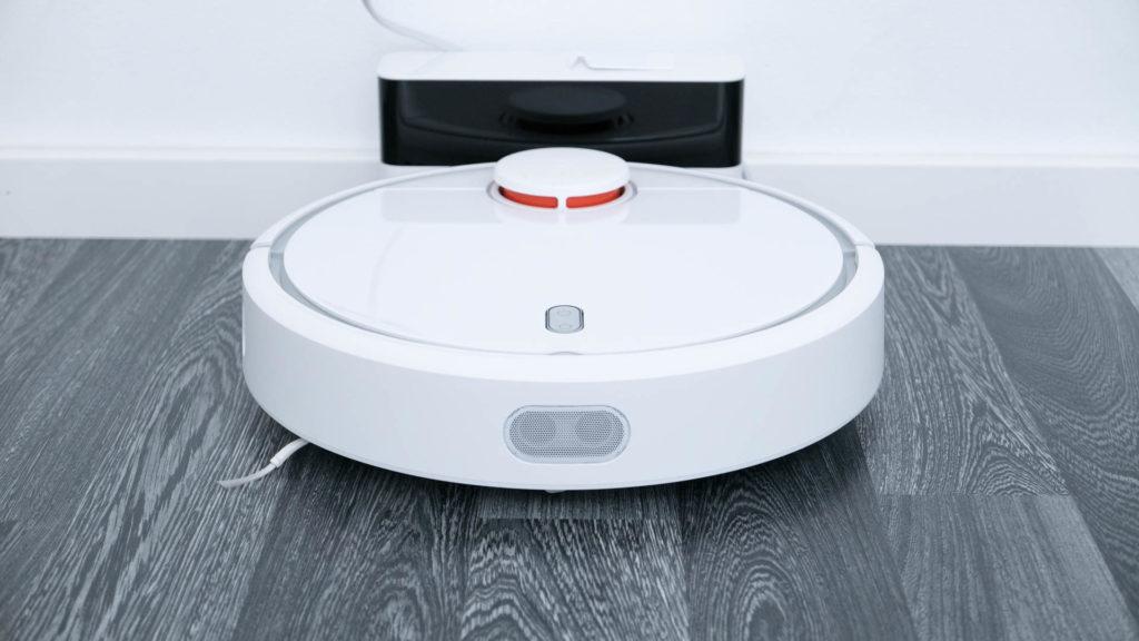Xiaomi Mi Robot Vacuum als fahrender Spotify-Streamer
