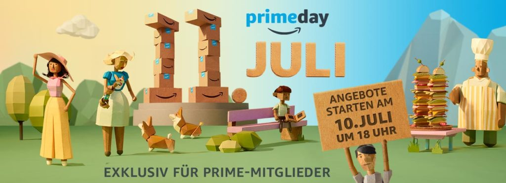 Amazon Prime Day Bild