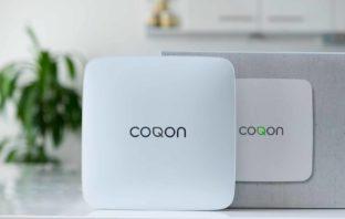 COQON in Betrieb nehmen und einrichten