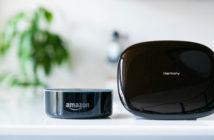 Logitech Harmony Hub mit Amazon Alexa und Yonomi steuern