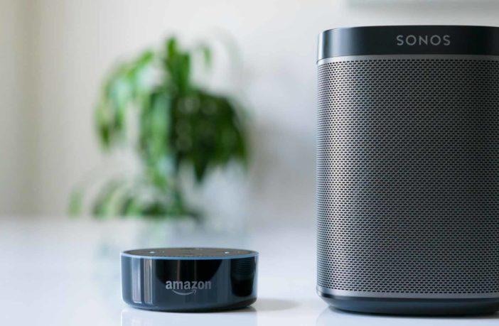 Übersicht von Lautsprechern und Boxen für Amazon Alexa