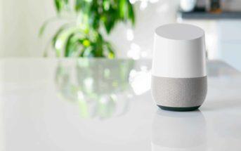 Google Home installieren und in Betrieb nehmen