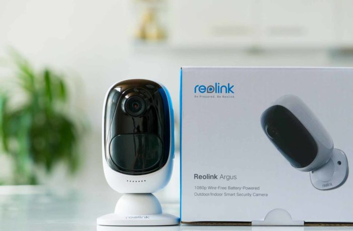 Reolink Argus smarte batteriebetriebene Kamera im Test