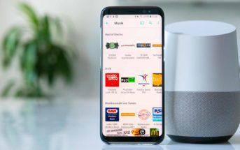 TuneIn mit dem Google Home hören
