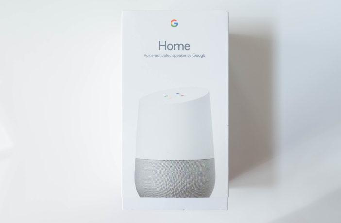 Google Home für 105€