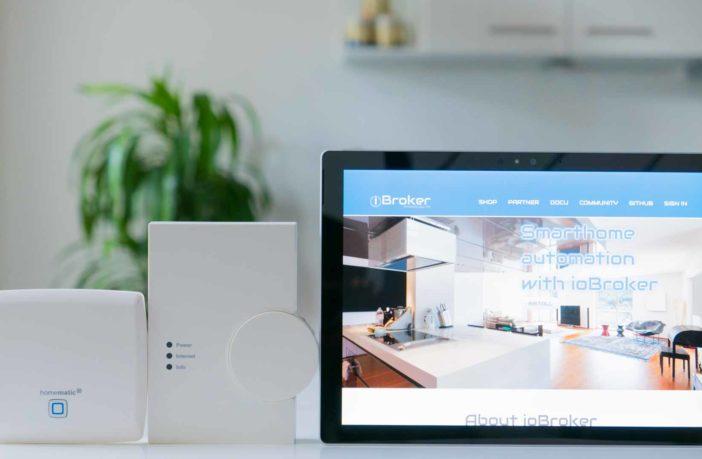 HomeMatic und HomeMatic IP mit ioBroker steuern