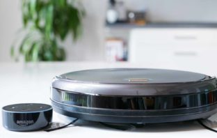 ILIFE Staubsauger Roboter mit Amazon Alexa steuern
