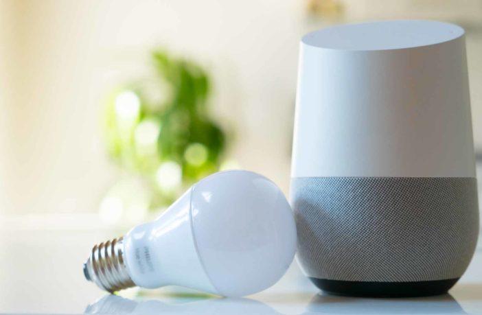 Lampen für den Google Home in der Übersicht