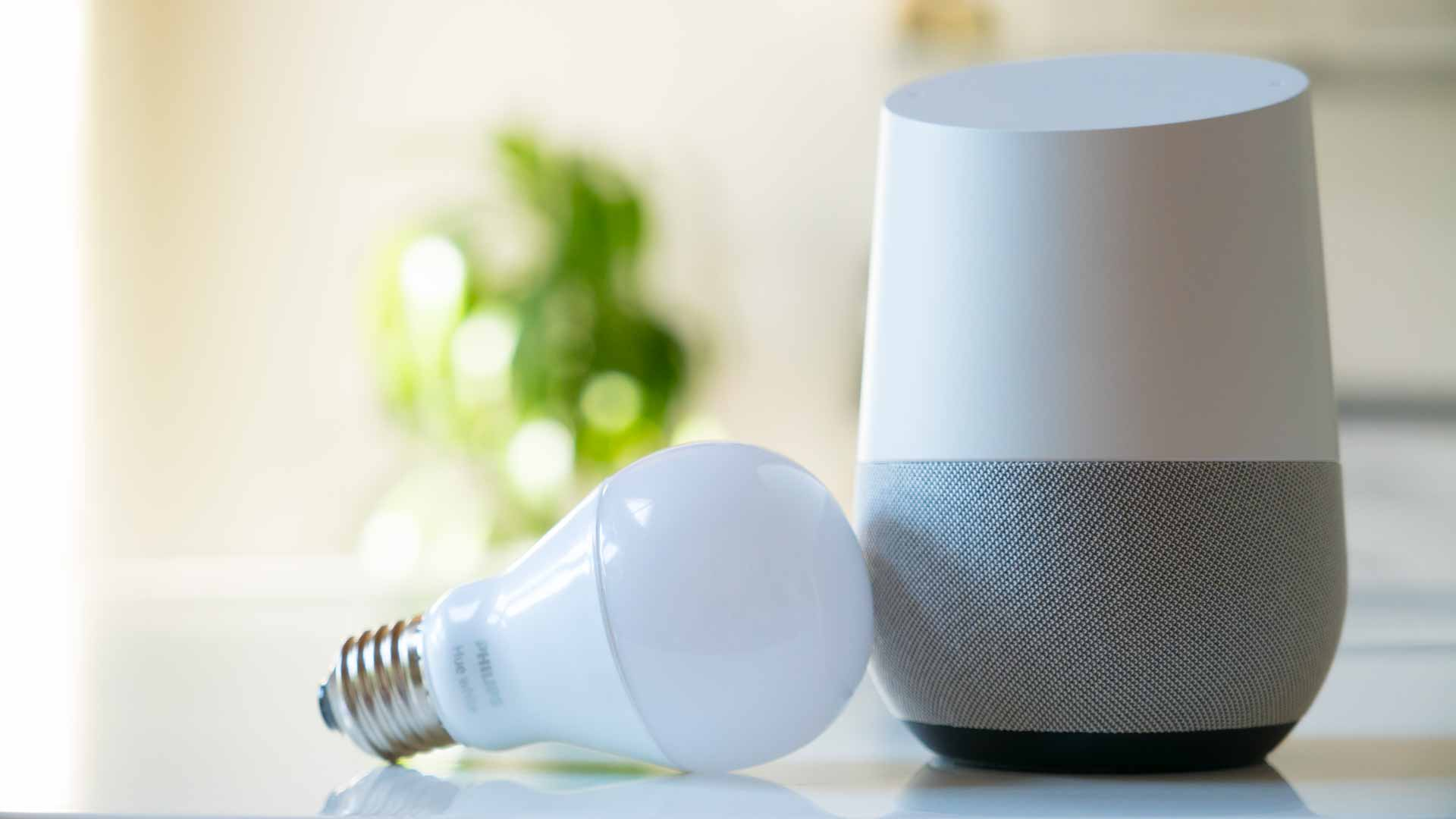 google home jetzt mit raumerkennung zur lichtsteuerung in deutschland smarthomeassistent. Black Bedroom Furniture Sets. Home Design Ideas