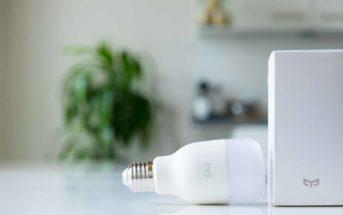 Test der Xiaomi Yeelight E27 Lampe in weiß