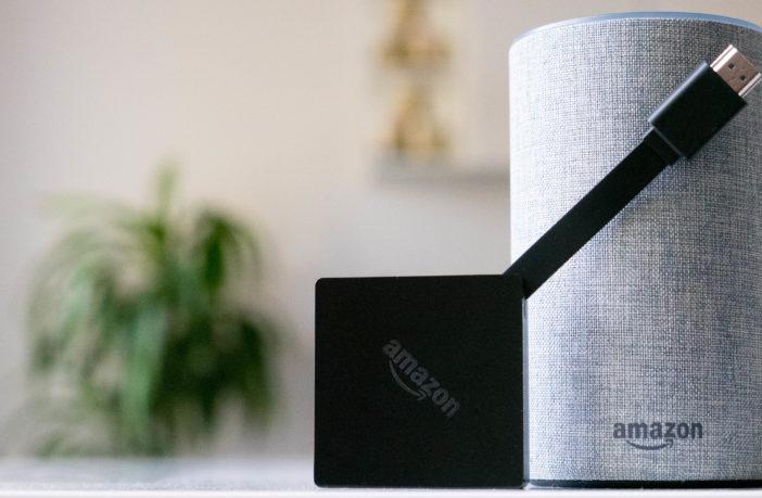 Amazon Fire TV über den Echo per Sprache mit Alexa steuern