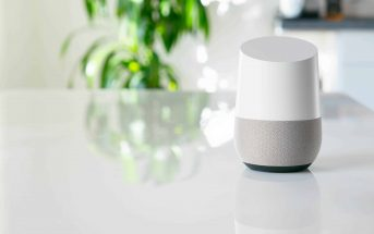 Google Home Lautsprecher werden zu Intercoms