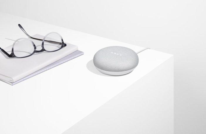 Google Home Mini für 39.99€