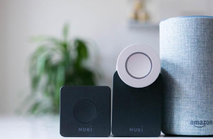 Smart Lock von Nuki mit Amazon Alexa steuern