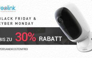 Reolink Kamera Deals am Black Friday