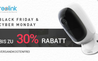 Reolink Kamera Deals am Black Friday