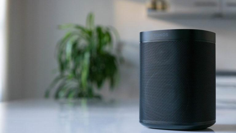 Der Sonos ONE erscheint in einer 10. Generation