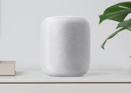 Apple lässt neuen HomePod zu Hause testen