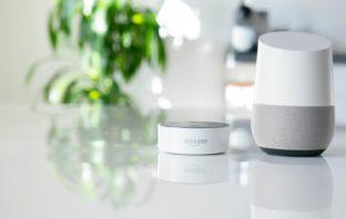 Amazon Alexa und Google Assistant