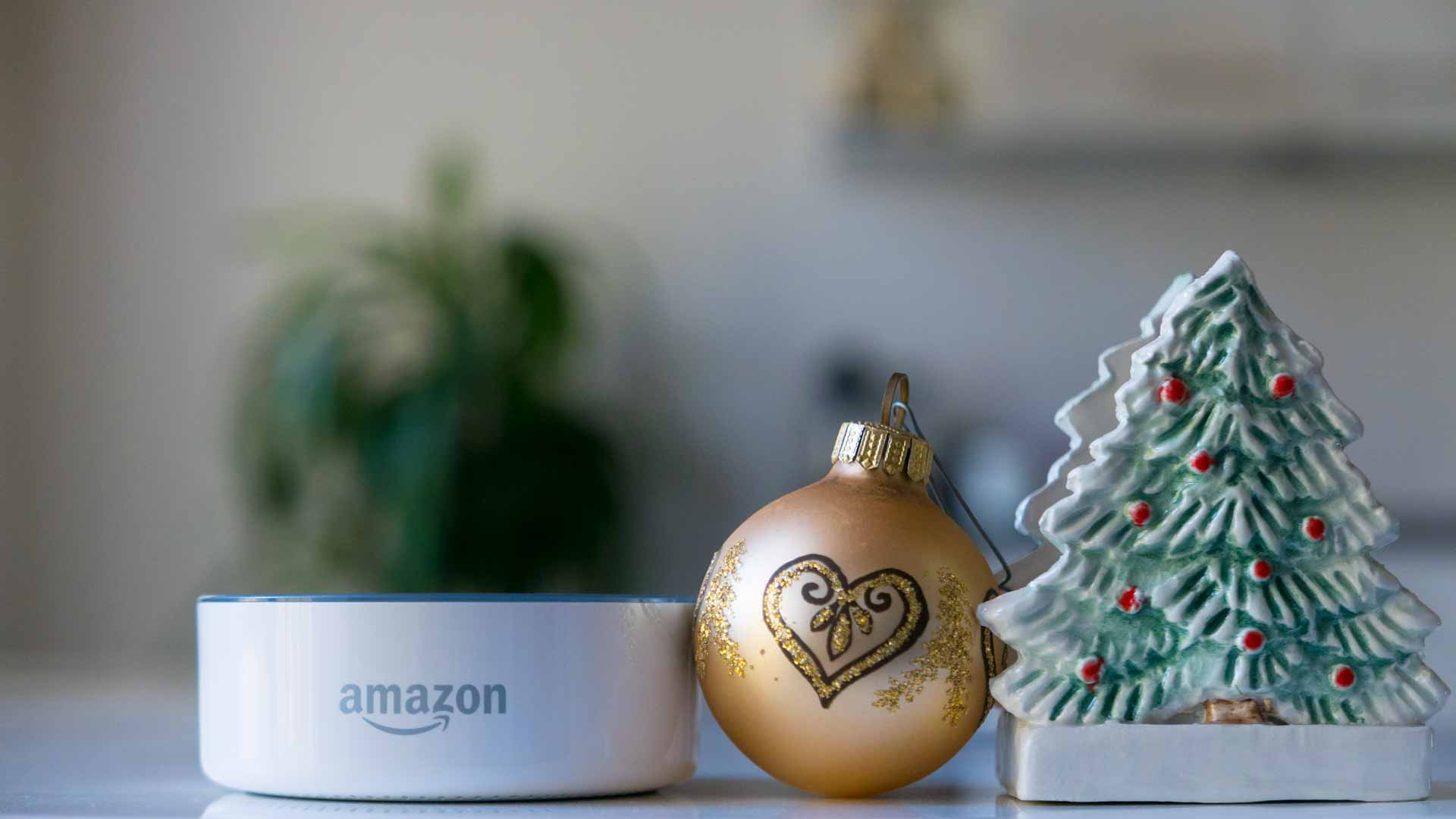 Besonders beliebte Weihnachtsgeschenke 2017: Smart-Speakers!