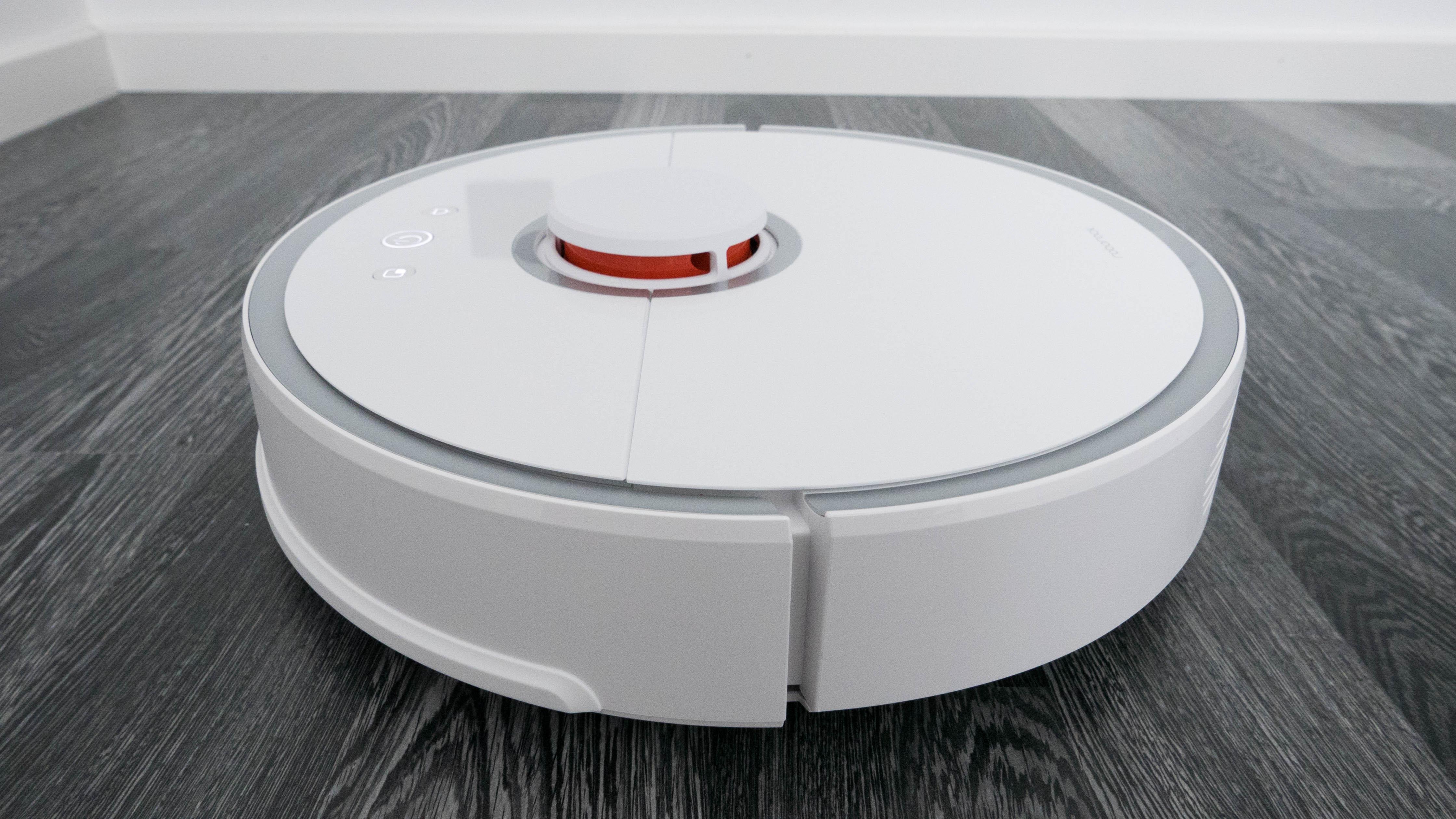 Update für den Mi Robot 2 / Roborock S50 mit No Go Lines