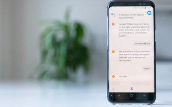 Zalando Geschenkefinder mit dem Google Assistant