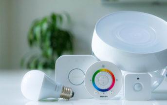 (01.01.2018) Amazon - Philips Hue Starterset farbig 3. gen für 119,99€!