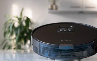 ILIFE V80 Wisch- und Staubsauger Roboter im Test und Review