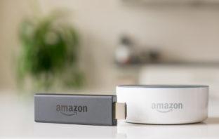 Fire TV Stick + Echo Dot für 74,98€