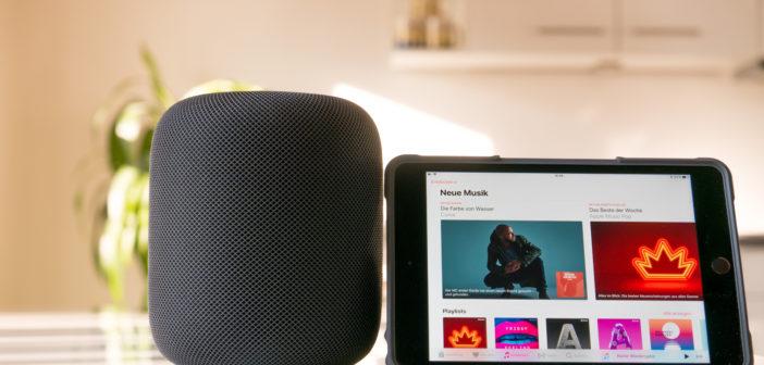 Apple HomePod Apple Music