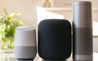 Alexa Siri Google HomePod Echo und Home