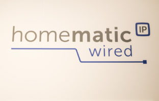 Homematic IP Wired 01