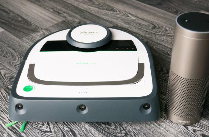 Den Vorwerk Kobold VR200 mit Alexa verbinden & steuern!