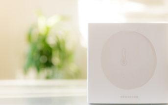 Xiaomi Mi Home Temperatursensor