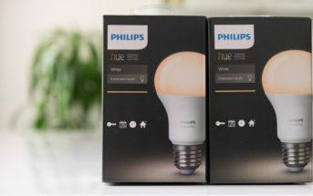 Philips Hue White E27 Doppelpack
