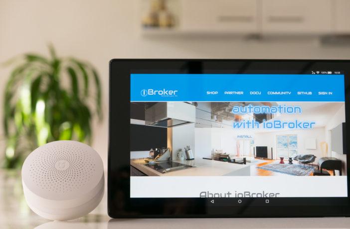 Xiaomi Mi Home Geräte & Sensoren in ioBroker einbinden und steuern